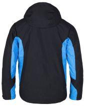 HANNAH BOONE MAN zimní bunda Anthracite/blue jevel