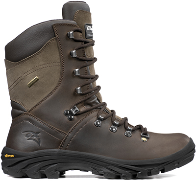 Myslivecká obuv Mondeox Hunter OX 7 marrone