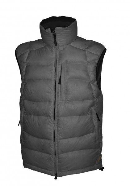 Warmpeace Ascent vesta péřová z materiálu Nylon DWR šedá