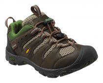 Keen Koven Kids Low Black Olive / Garden Green