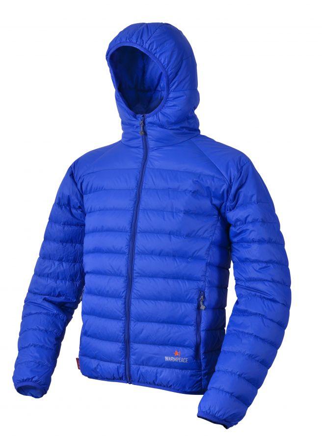 Warmpeace Nordvik ultramarine péřová bunda