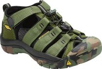 KEEN Newport H2 Junior Crushed Bronze Green