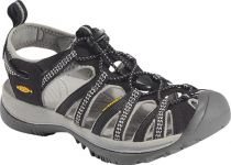 KEEN Whisper W Black/Neutral Gray