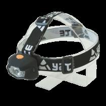 Yate 3W CREE+2 LED černá