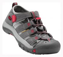KEEN Newport H2 Junior Magnet / Tango Red
