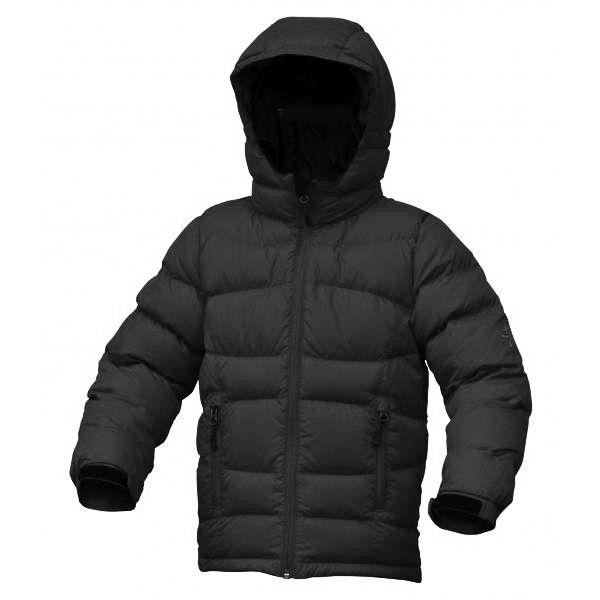 Warmpeace Fox péřová bunda dětská Black - černá