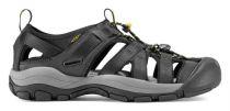 Lehké sandály KEEN Owyhee Men Black/Keen Yellou bkye