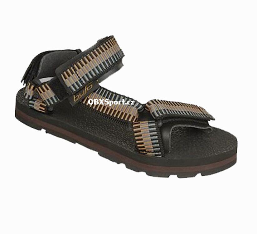 Sandály Bufo Komfort Hnědá