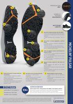 AKU La Val Low GTX Dark Blue Treková obuv