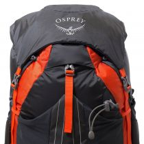 Osprey Exos 58 II Blaze Black