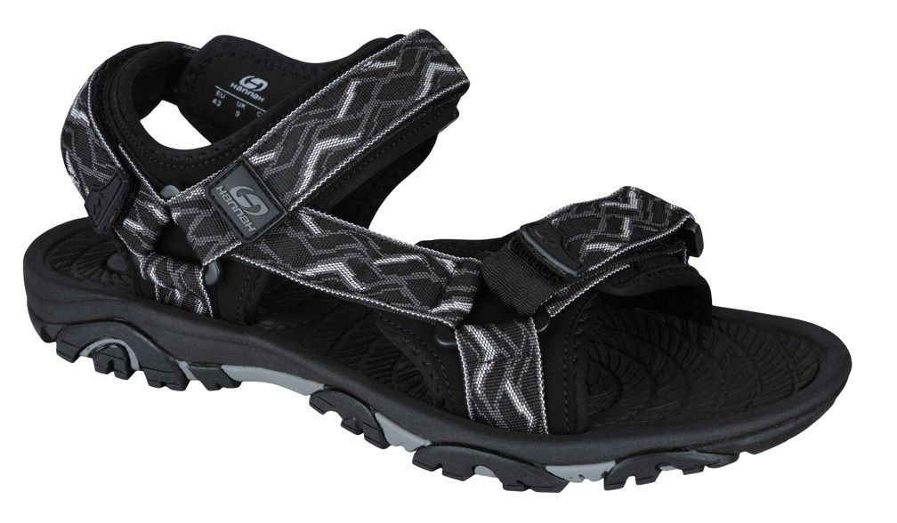 Hannah Belt Anthracite / mountain sandál unisex
