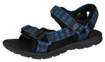 Hannah Feet Moroccan blue / Wave sandál unisex