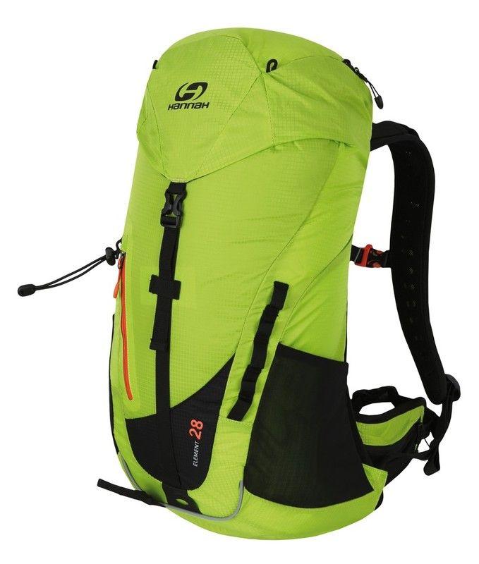 Hannah Element 28 Green jednokomorový batoh