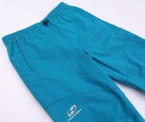 Hannah Twin JR Algiers blue dětské kalhoty
