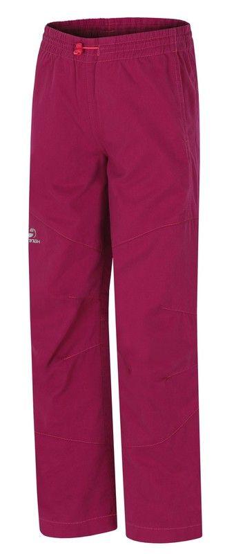 Hannah Twin JR Boysenberry dětské kalhoty