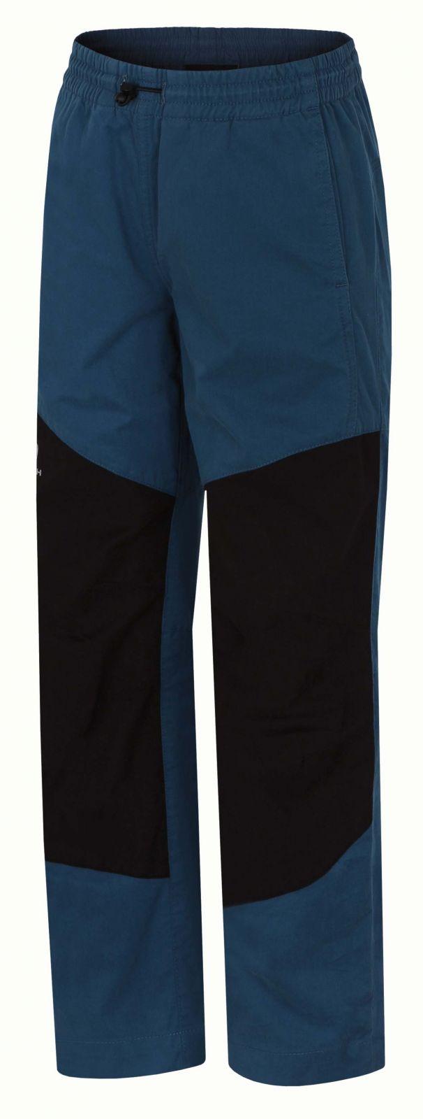 Hannah Twin JR Ensign blue / Anthracite dětské kalhoty