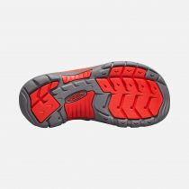 KEEN Newport H2 Junior Firey Red Dětský sandál
