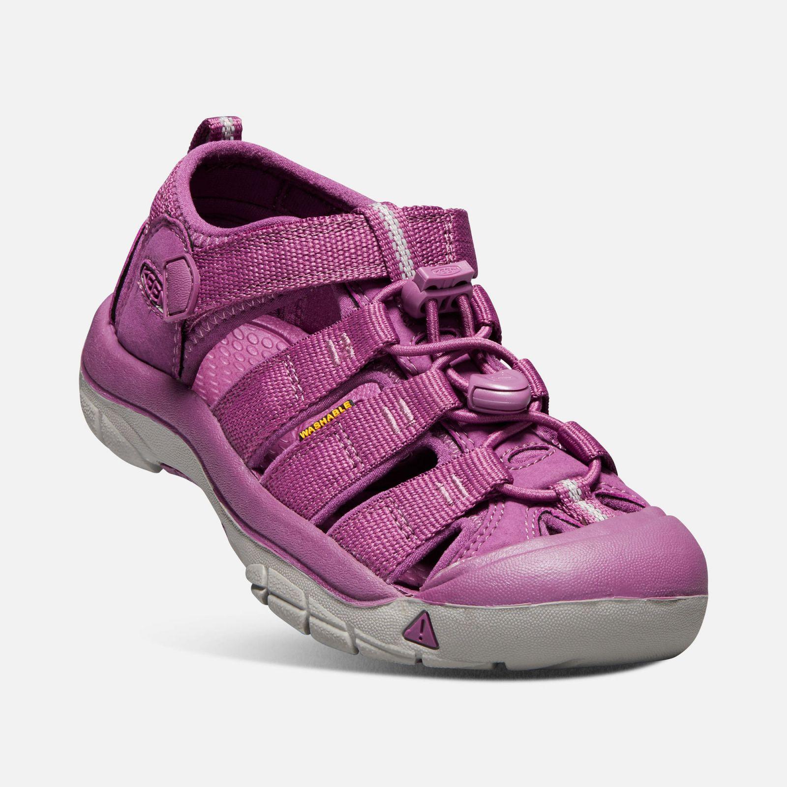 KEEN Newport H2 Junior Grape Kiss Dětský sandál