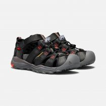 KEEN Newport NEO H2 Junior Black/ Firey red Dětský sandál