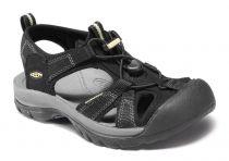 KEEN Venice H2 W Black / Neutral Gray Dámský sandál
