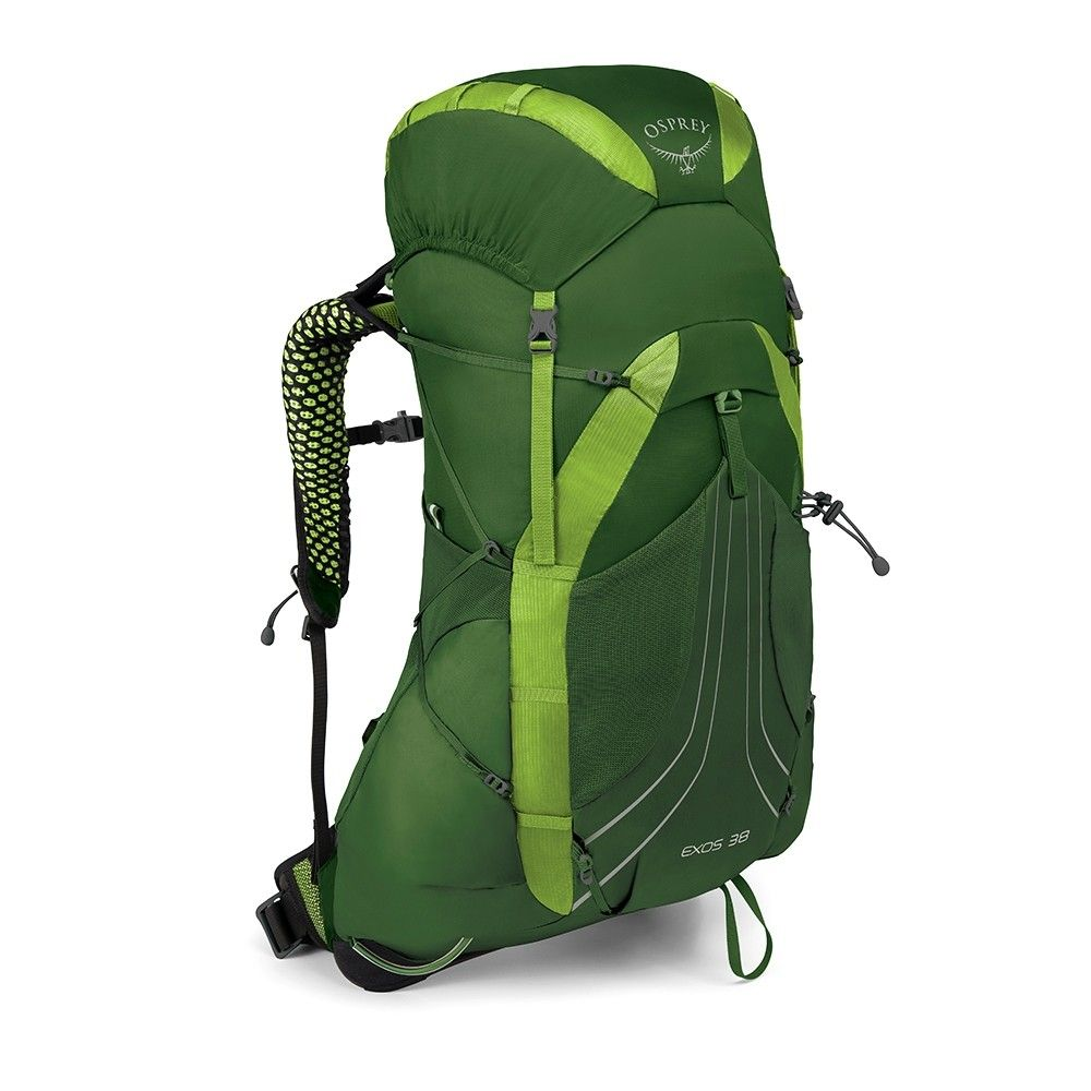 Osprey Exos 38 II Tunnel Green