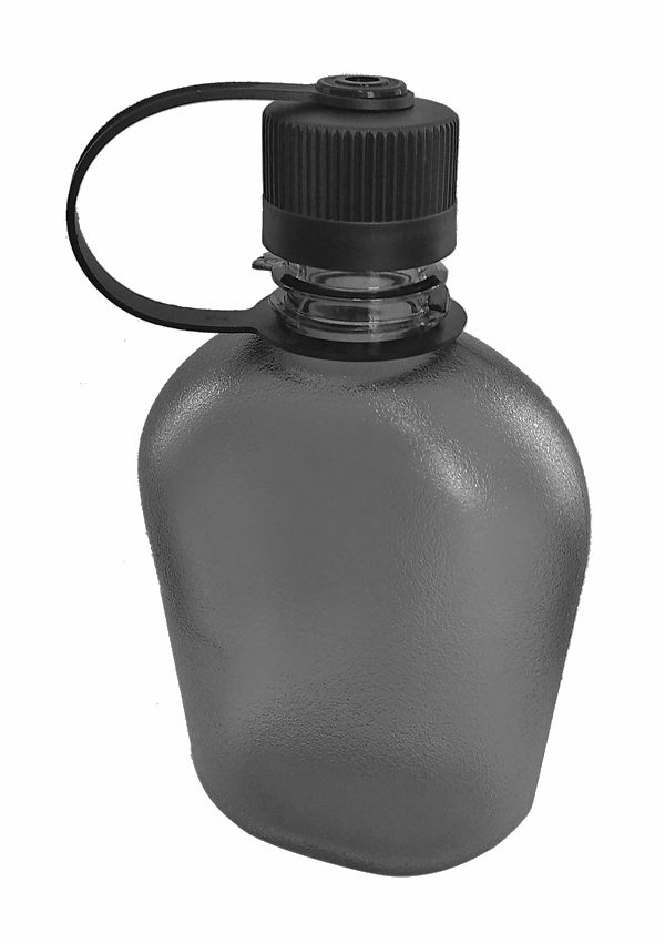 Pinguin Tritan Flask 0,75l Grey
