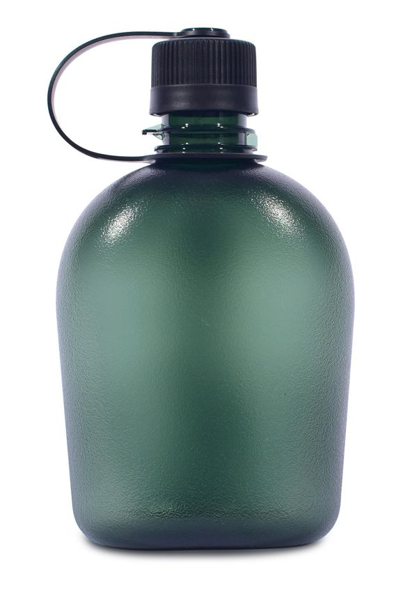 Pinguin Tritan Flask 1l Green