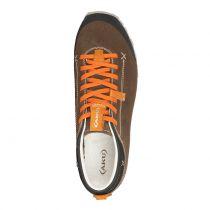 AKU Bellamont Suede II GTX Beige / Orange Outdoorová obuv