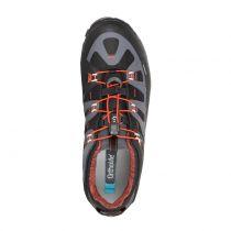 AKU Selvatica GTX Black-Red treková obuv