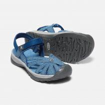 KEEN Rose Sandal W Blue opal / Provincial blue Dámský sandál
