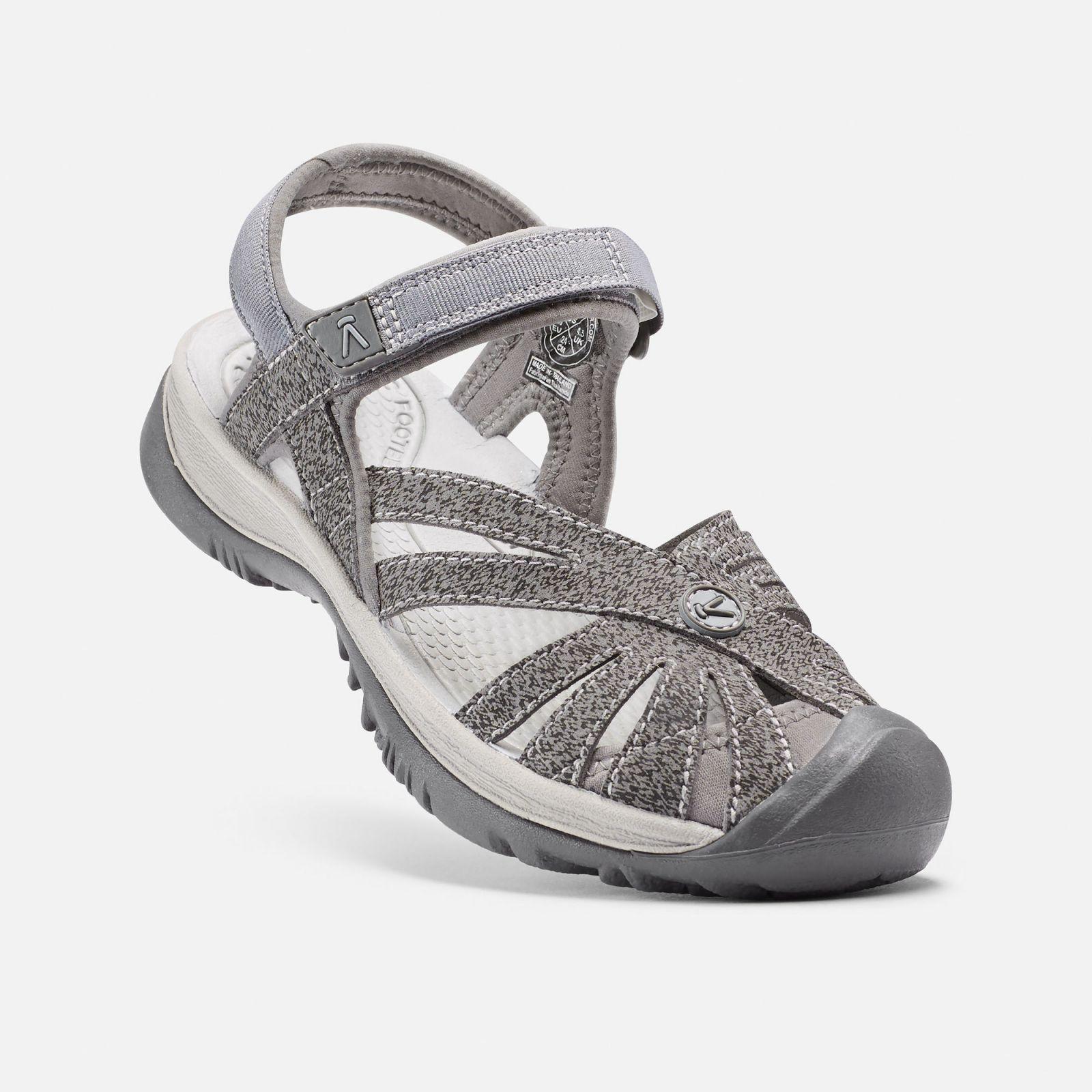 KEEN Rose Sandal W Gargoyle / Raven Dámský sandál