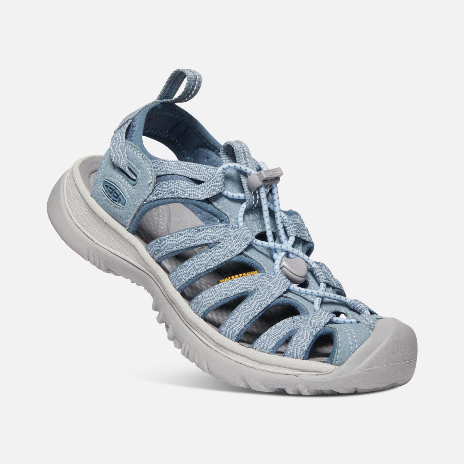 KEEN Whisper W Citadel / Blue mirage dámský sandál