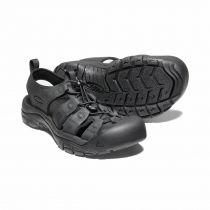 KEEN Newport Men Black / Black sandál do nepříznivých podmínek