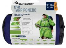 Sea To Summit Nylon 70D Trap Poncho blue