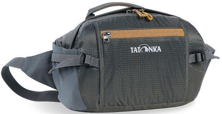 TATONKA HIP BAG M titan grey ledvinka