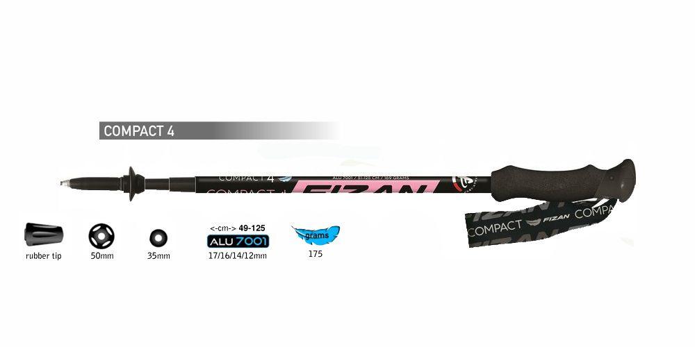 Fizan Compact 4 pink