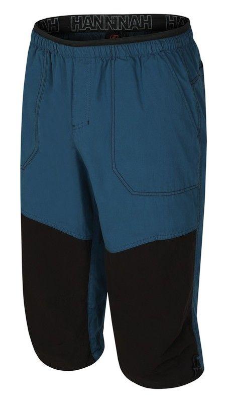 Hannah Hug atlantic deep / anthracite Pánské 3/4 kalhoty