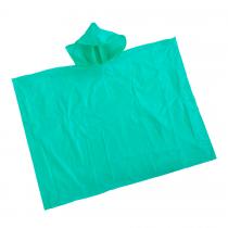 HIGHLANDER Mini Poncho zelené
