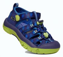 KEEN Newport H2 Junior Blue Depths / Chartreuse