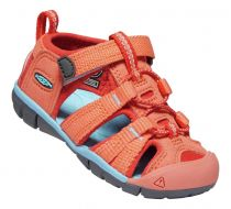 KEEN Seacamp ll CNX Coral / Poppy Red - 22