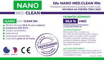 Nano Medical 10x NANO MED.CLEAN filtr
