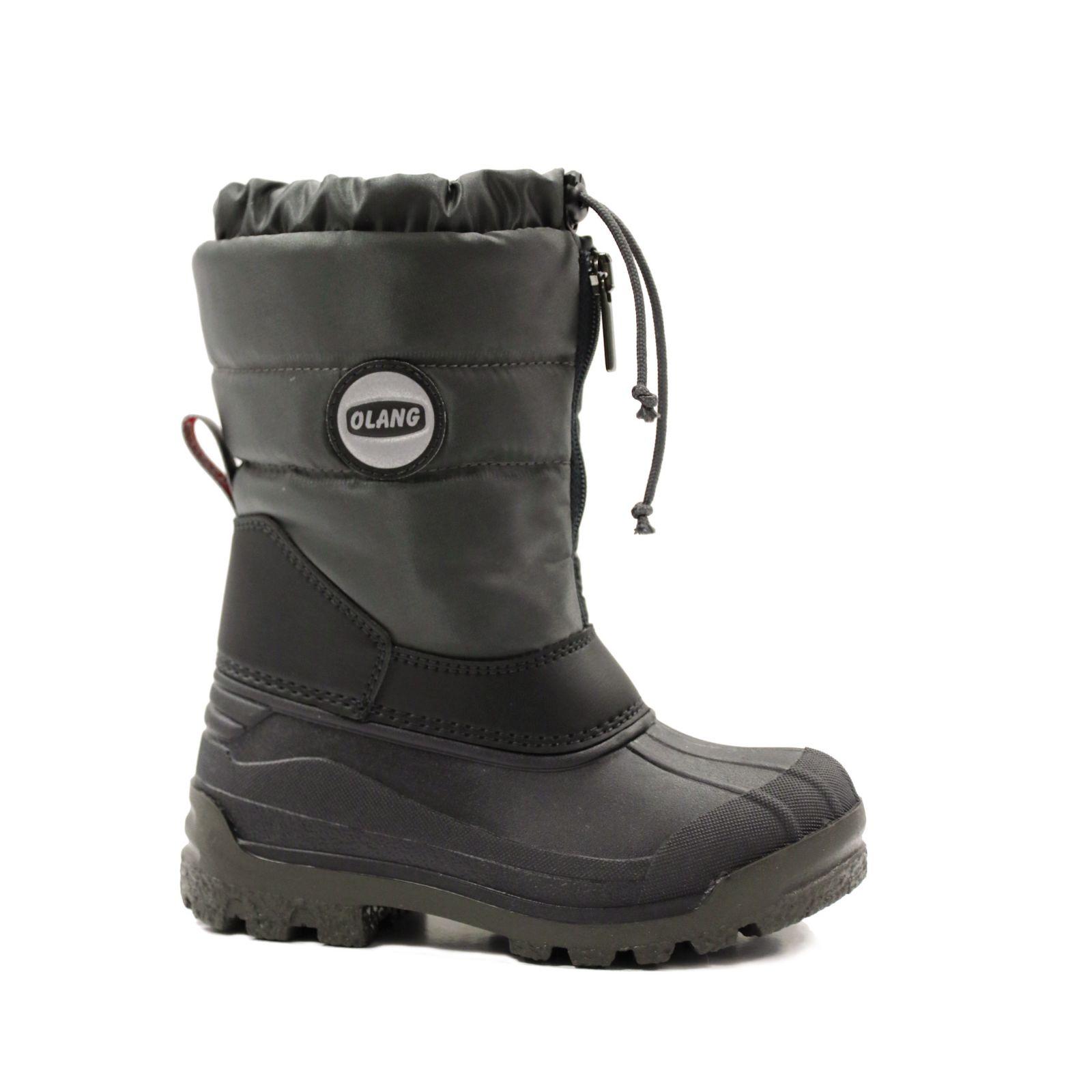 Olang Volpe Antracite zimní obuv