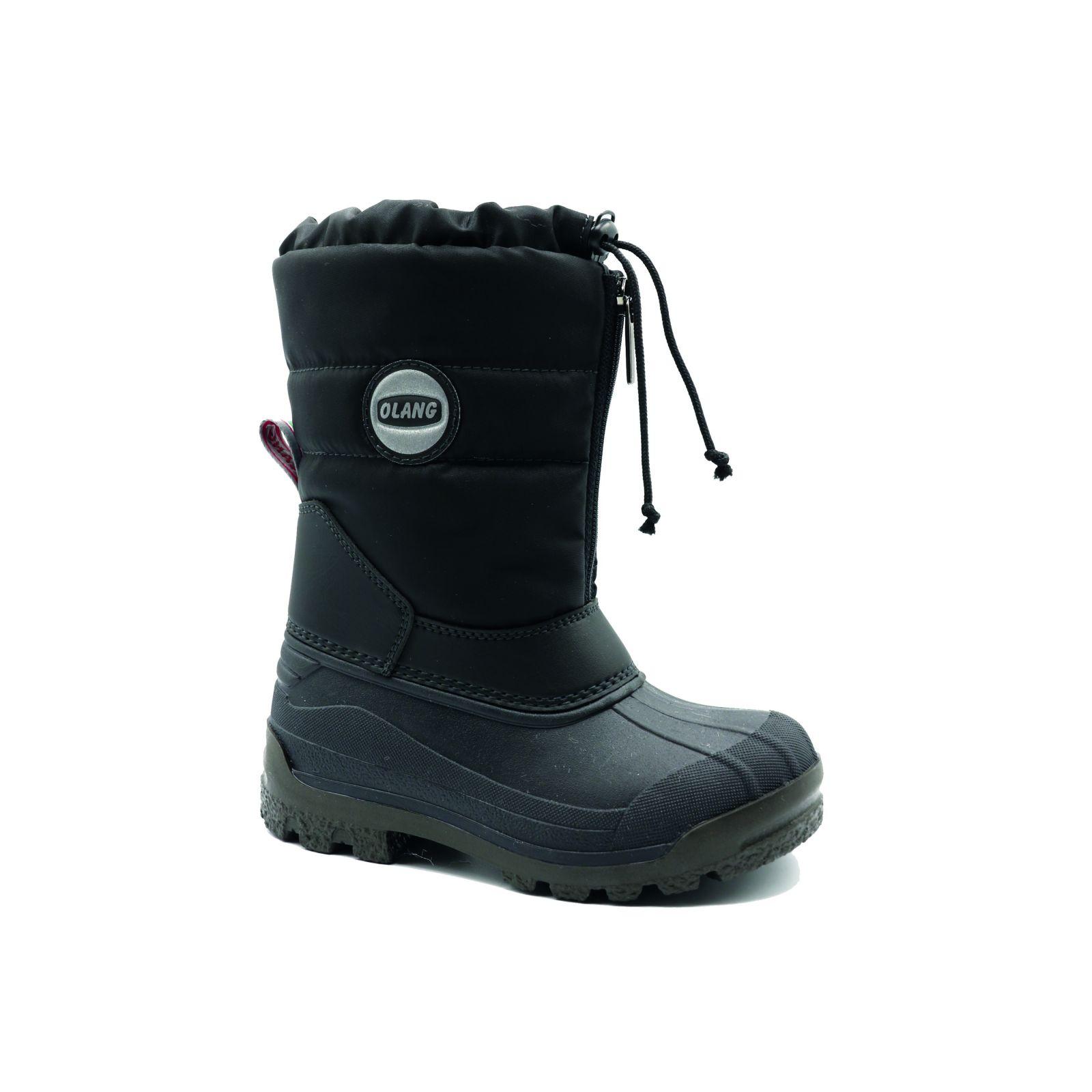 Olang Volpe Nero zimní obuv