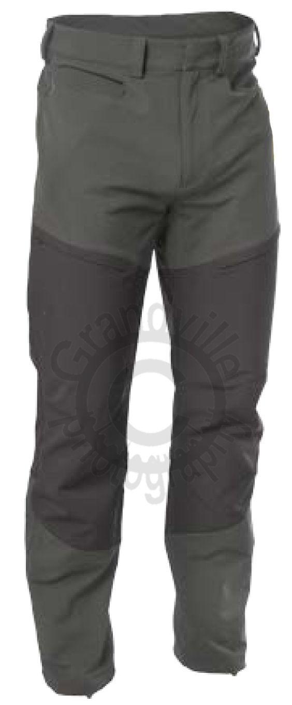 Warmpeace Core carbon / raven black pánské kalhoty - XL