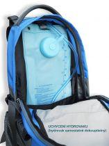 Batoh SAHARA 32 světle zelená + pouzdro na notebook Corazon