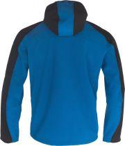 Hannah Rogger softshellová bunda moroccan blue/anthracite