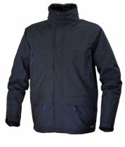 Warmpeace Keswick 3in1 black/deep ultramarine