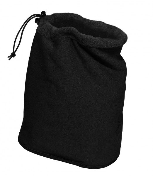 Warmpeace límec NECK GAITER Thermolite black