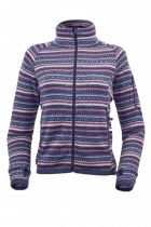 Warmpeace Norwega lady wine/blue