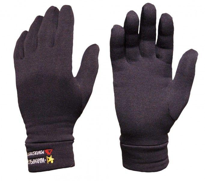 Warmpeace rukavice Thermolite black
